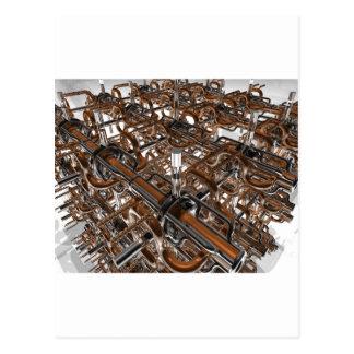 motor del caos postales