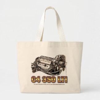 Motor del Corvette C4 350 LT1 Bolsas De Mano