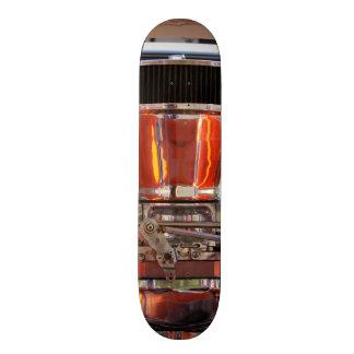 Motor del cromo patines personalizados