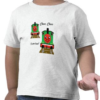Motor del tanque Choo, tren de Choo soy la Camisetas