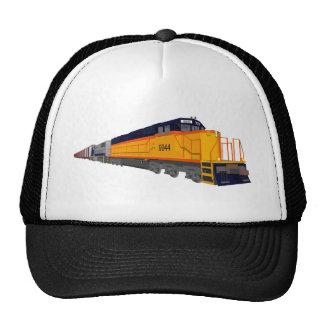 Motor del tren: Esquema de color clásico: Gorros