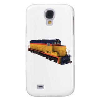 Motor del tren: Esquema de color del Chesapeake: Funda Para Galaxy S4