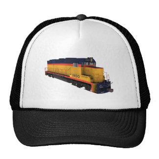 Motor del tren: Esquema de color del Chesapeake: Gorro De Camionero