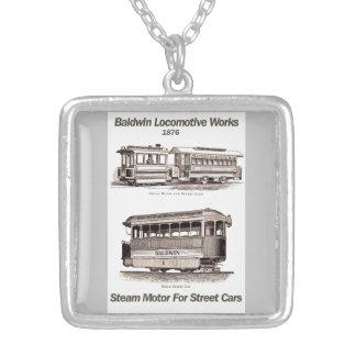 Motor del vapor de Baldwin para el collar 1876 de