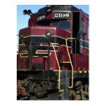 Motor diesel 2198 postales