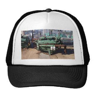 Motor diesel gorra