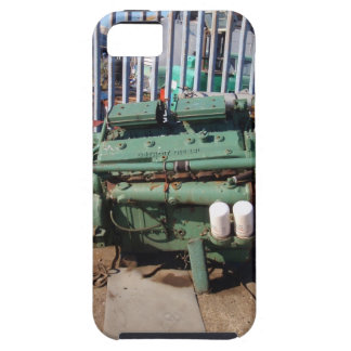 Motor diesel iPhone 5 fundas
