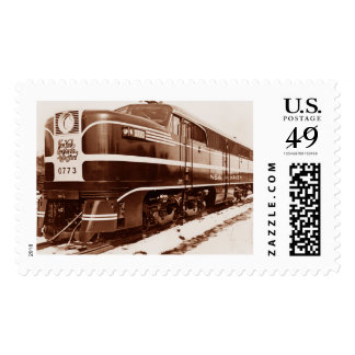 Motor diesel temprano del tren sello