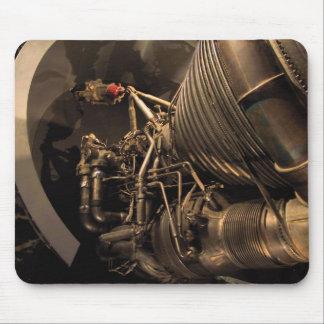 Motor espacial tapete de ratones