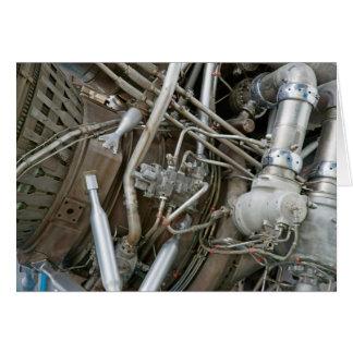 Motor espacial tarjeton