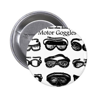 Motor Goggles Text Driving Button