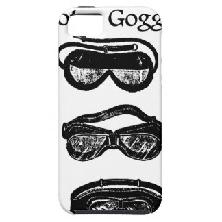 Motor Goggles Text Driving iPhone SE/5/5s Case
