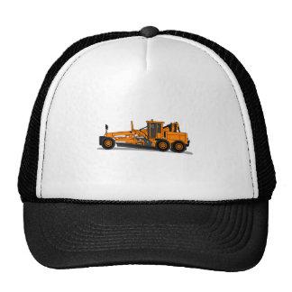 Motor Grader Trucker Hat
