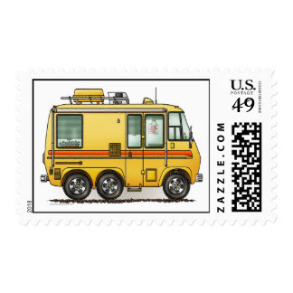 Motor Home RV Postage