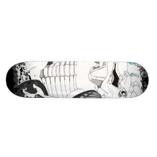 Motor Horse Custom Skateboard