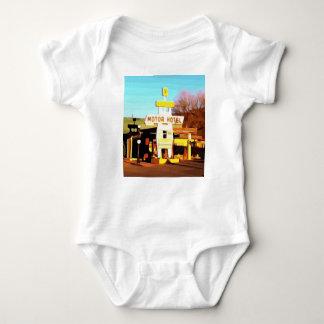 Motor Hotel in Williams Baby Bodysuit