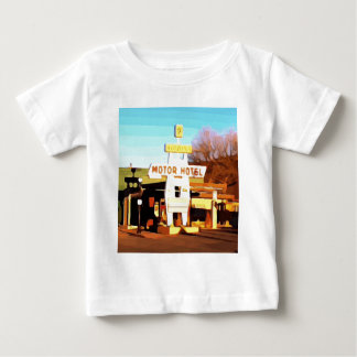 Motor Hotel in Williams Baby T-Shirt