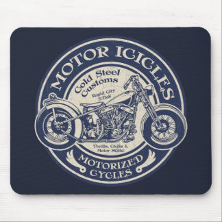 Motor Icicles Mousepads