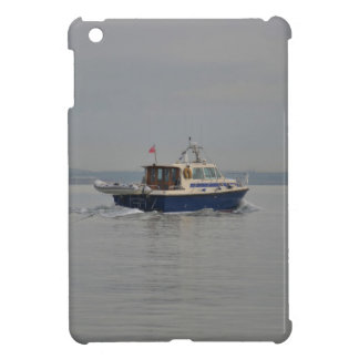 Motor Launch In The Solent Cases For iPad Mini