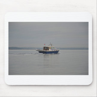 Motor Launch In The Solent Mousemat
