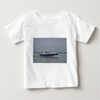 Motor Launch Lorna Adam Baby T-Shirt