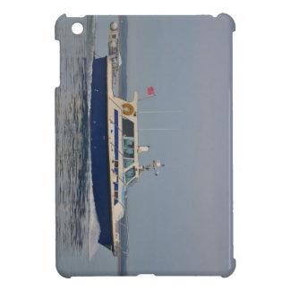 Motor Launch Lorna Adam iPad Mini Cover