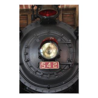 Motor, luz, y Bell de 542 trenes Fotografía