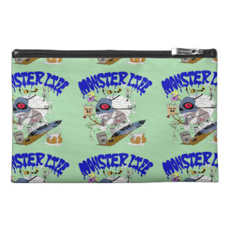motor monsters porch travel accessory bag