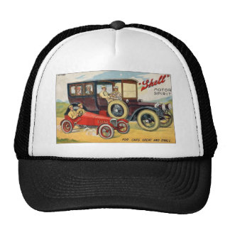 Motor Oil Ad Trucker Hat