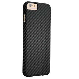 Motor Racing Carbon Fibre Barely There iPhone 6 Plus Case