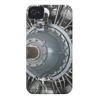 Motor radial iPhone 4 Case-Mate carcasa