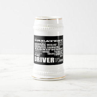 Motor Sports Racing Drivers Greatest Driver World Beer Stein