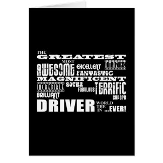 Motor Sports Racing Drivers Greatest Driver World Stationery Note Card