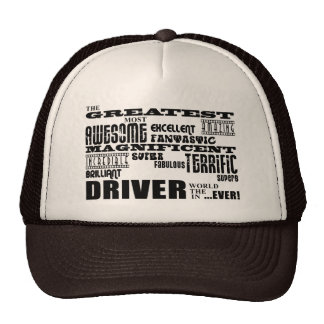 Motor Sports Racing Drivers Greatest Driver World Trucker Hat