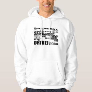 Motor Sports Racing Drivers Greatest Driver World Hoodie