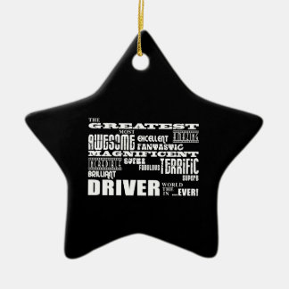 Motor Sports Racing Drivers Greatest Driver World Christmas Ornaments