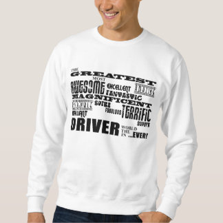 Motor Sports Racing Drivers Greatest Driver World Pull Over Sweatshirts