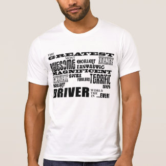 Motor Sports Racing Drivers Greatest Driver World T-Shirt