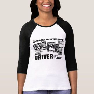 Motor Sports Racing Drivers Greatest Driver World Shirt