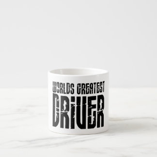 Motor Sports Racing Drivers Worlds Greatest Driver 6 Oz Ceramic Espresso Cup
