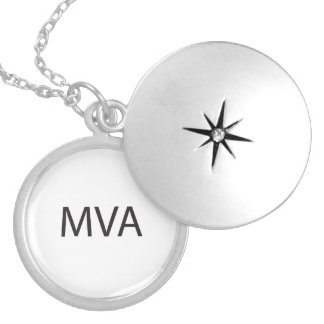 Motor Vehicle Accident.ai Personalized Necklace