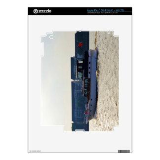 Motor Yacht Akwana iPad 3 Decal