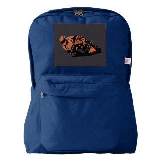 Motorbike American Apparel™ Backpack
