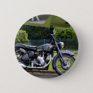 Motorbike And Spitfire Button