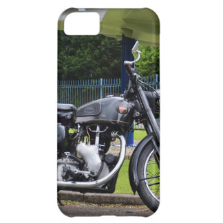 Motorbike And Spitfire Cover For iPhone 5C