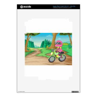 Motorbike iPad 3 Skin