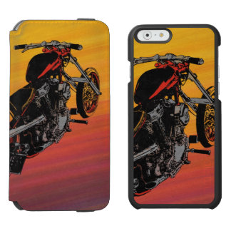 motorbike iPhone folio wallet case Incipio Watson™ iPhone 6 Wallet Case