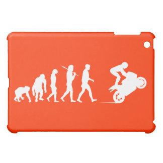 Motorbike motorcycle Moto GP bikers evolution Cover For The iPad Mini