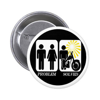 Motorbike Problem Solved Buttons