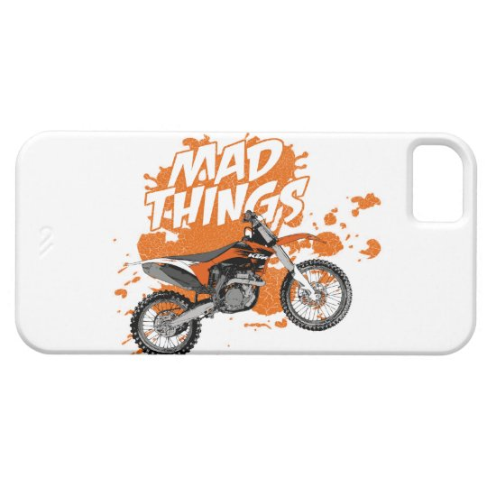 Motorbike racing iPhone SE/5/5s case